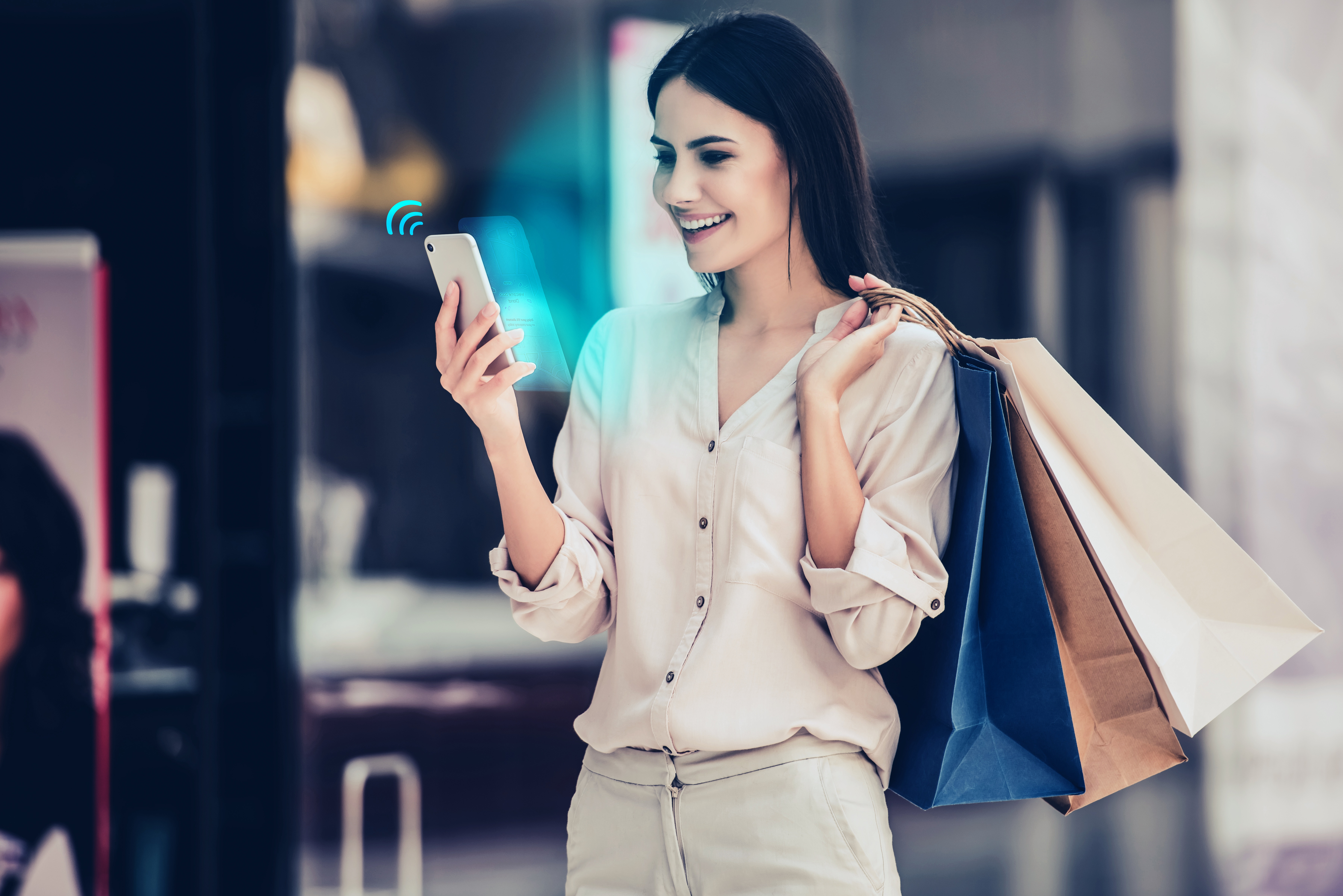 nrf-woman-shopping-phone